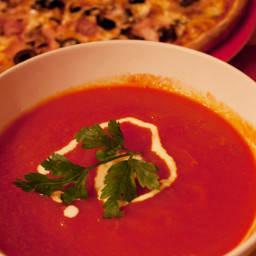 Pomidorówka z Casa Italiana