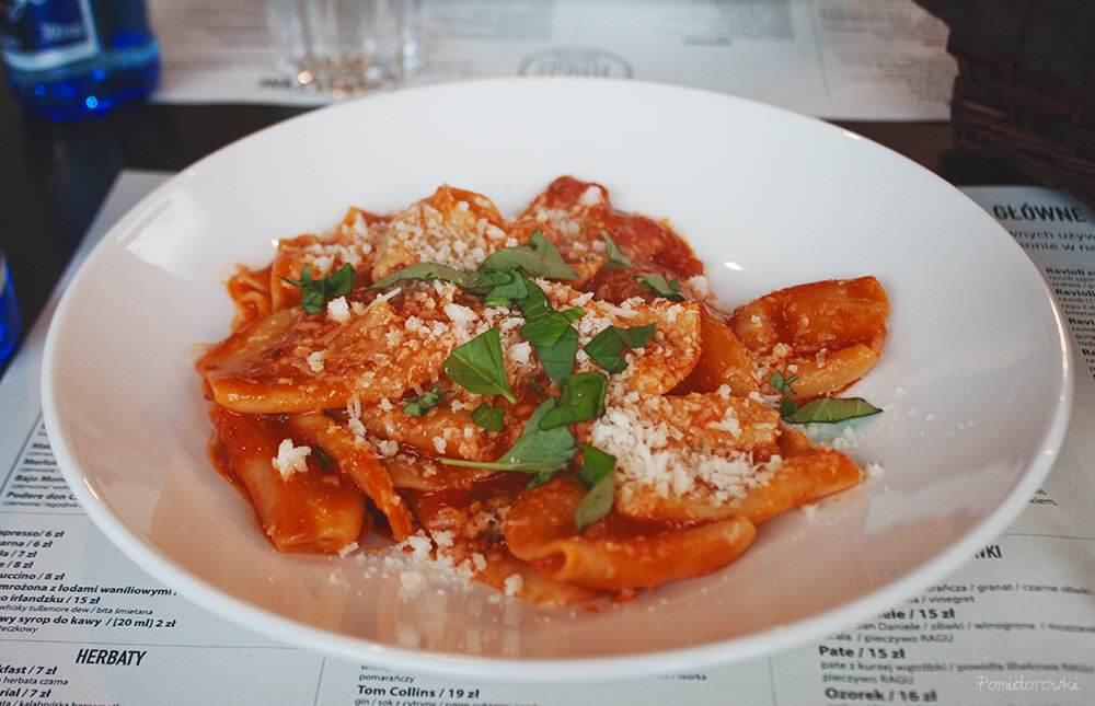 ragu pomidorowy