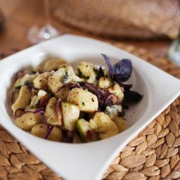 Gnocchi di patate, czyli włoskie kopytka po raz pierwszy!